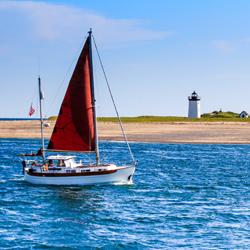 Newport, Rhode Island and Cape Cod