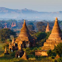 Myanmar Yacht Charters