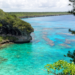 sailing the south pacific