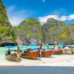 Luxury Yacht Charters in Thailand