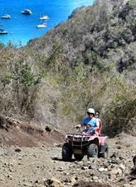 ATV rentals in Jost Van Dyke