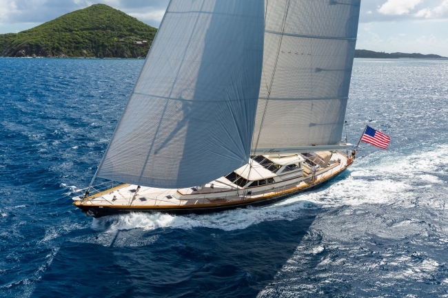 Classic Luxury Amp Auxiliary Sailing Yachts For Charter
