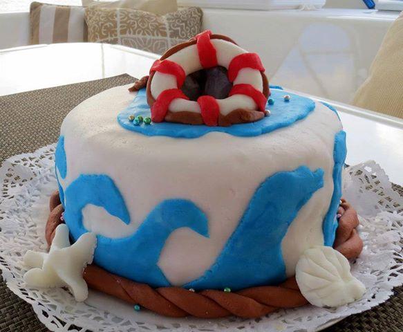 Celebrate a birthday aboard a Nicholson charter yacht