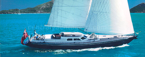 Treasure the Time You Spend Aboard S/Y CAMPAI in New England 72' Southern Winn Sloop, CAMPAI