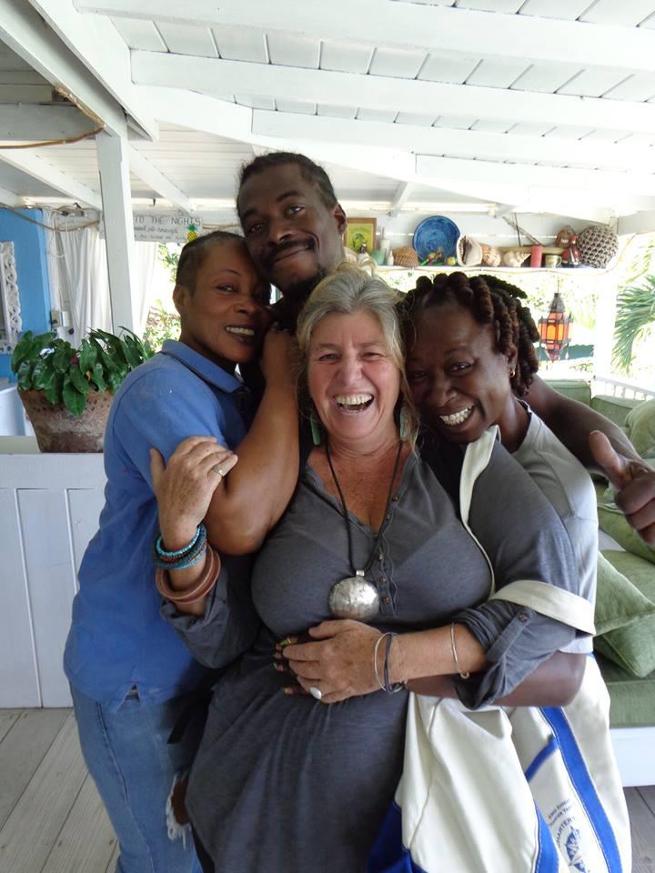 Caribbean weather hurricane season Christmas winds Libby Nicholson