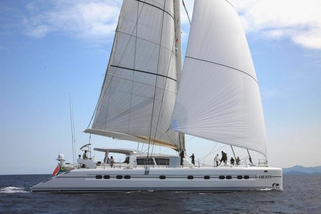 Sail the San Blas Islands, Panama this Summer aboard ORION 90' Catana Catamaran, 2007