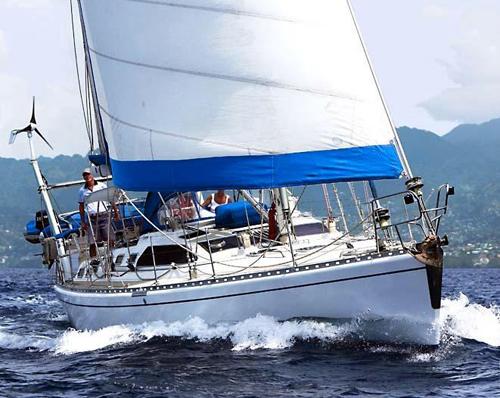 S/Y SCORPIO Windward & Leeward Islands 54' Sovereign Sloop