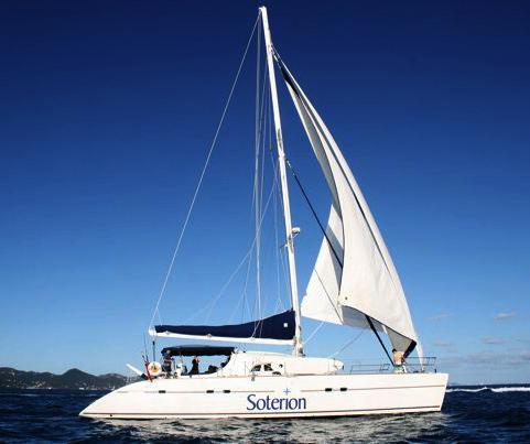 Catamaran Charters & Rentals | Nicholson Yacht Charters