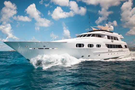 Rent a Yacht For a Day - Yacht Rental Prices | Nicholson
