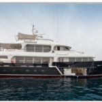 Chinese culture cruise Mediterranean, Heliad II 110' Lynx motor yacht 2011, corporate yacht charter Cannes Film Festival, MIPIM yacht charter, Monaco Grand Prix luxury charter, private family charter West Med