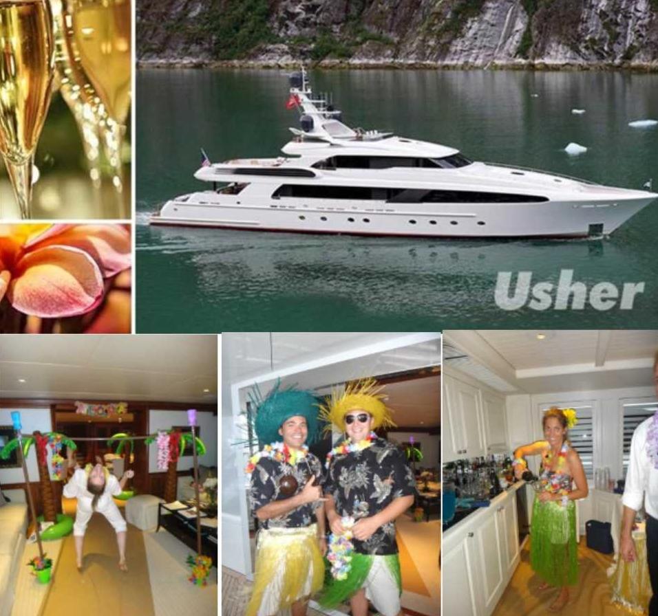 Usher Nicholson Yacht Charters