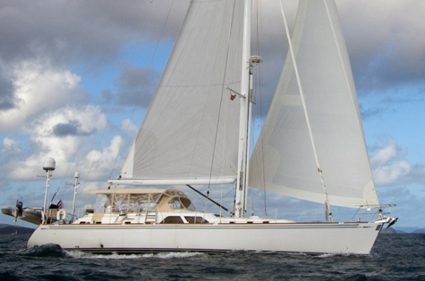 Classic Luxury Auxiliary Sailing Yachts For Charter Nicholson