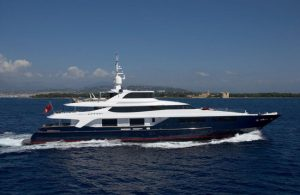 177' motor yacht BURKUT
