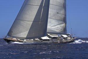 Marae, 108' sailing yacht