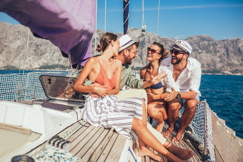 Private Luxury Yachting Vacations